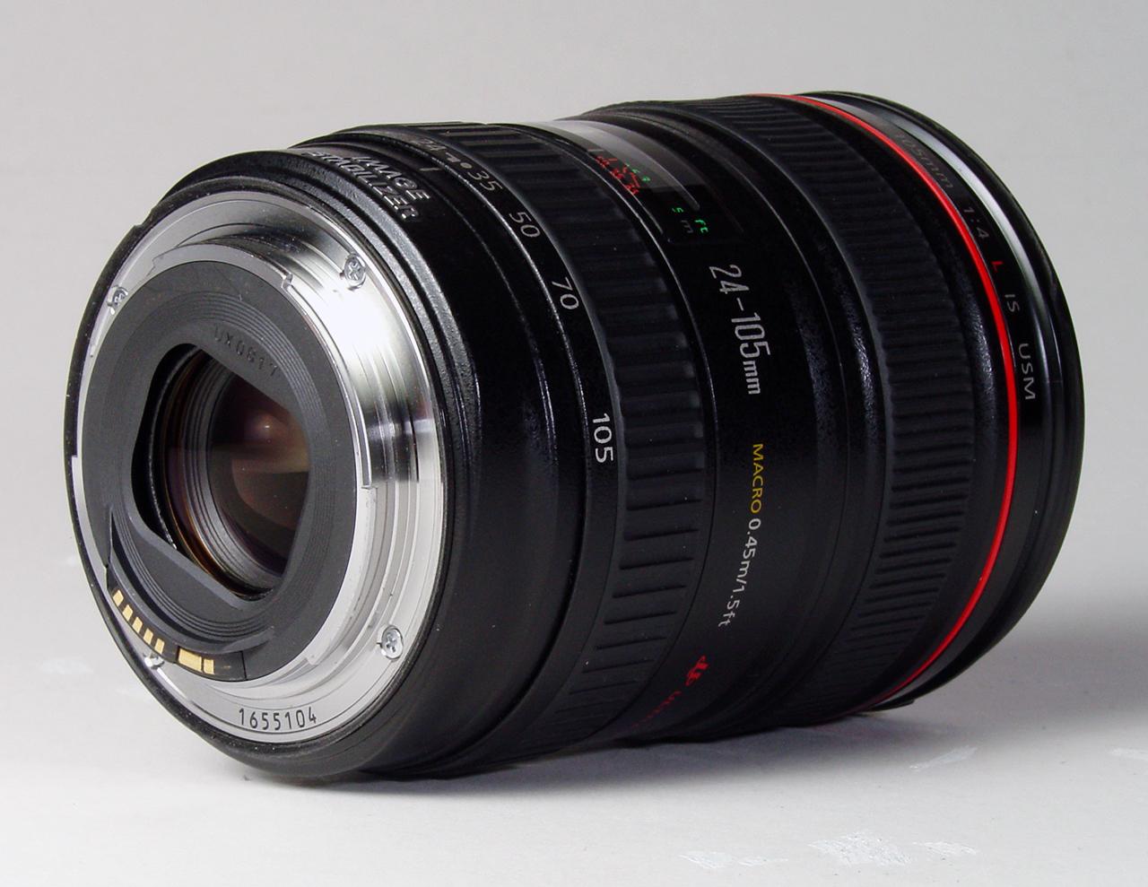 Canon 105mm 4